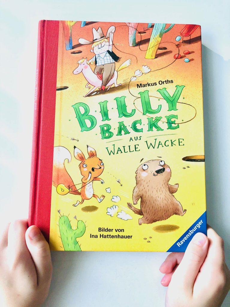 Billy Backe Buchcover