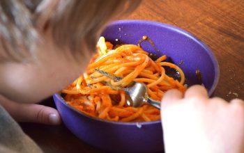 Wie dein Kind Gemüse spachteln und davon nichts mitbekommen wird