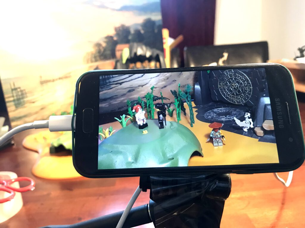Stop Motion Film erstellen – mit Kindern und dem eigenen Tablet oder Handy